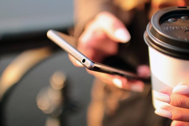 Koffie & Smartphone