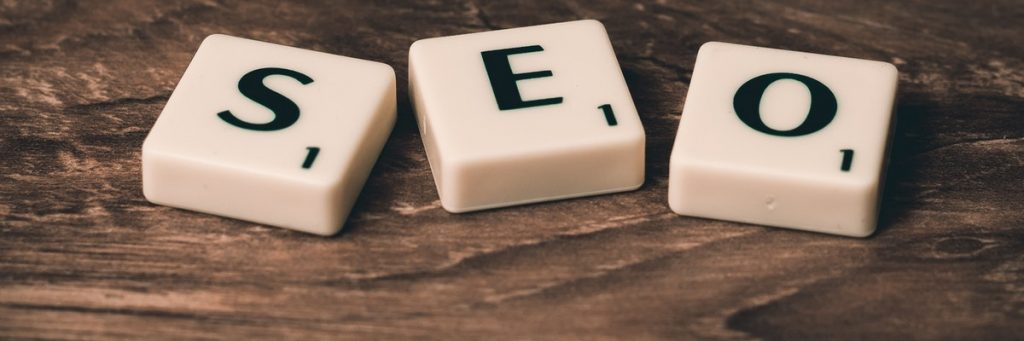 SEO in rummikub letters